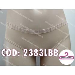 Bikini microfibra. COLOR BEIGE