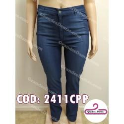 Jean elastizado azul