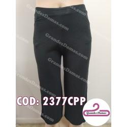 Pantalón deportivo fino. Guarda lateral